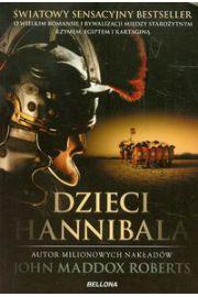 Dzieci Hannibala - John Maddox Roberts