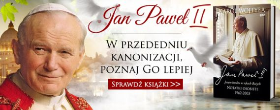 Poznaj bliżej Jana Pawła II...