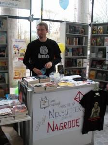 TaniaKsiazka.pl na Międzynarodowych Targach Książki w Białymstoku