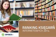 """TaniaKsiazka.pl w pierwszej """"10"""" najlepszych księgarni internetowych 2014!"""
