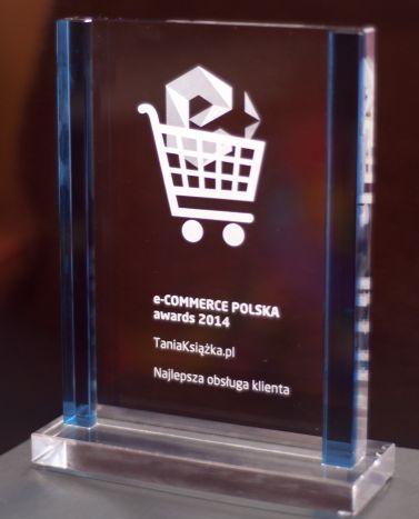 TaniaKsiazka.pl nagrodzona: najlepszy sklep w Polsce!
