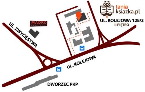 Tania księgarnia w Białymstoku - zobacz, jak do nas trafić