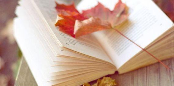 Dopada Cię jesienna deprecha? Wylecz się książkami!