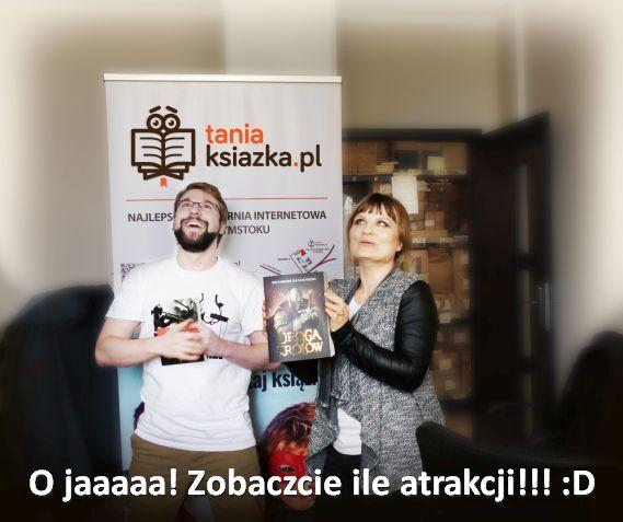 Świętujcie razem z nami 10. urodziny Taniej Książki!