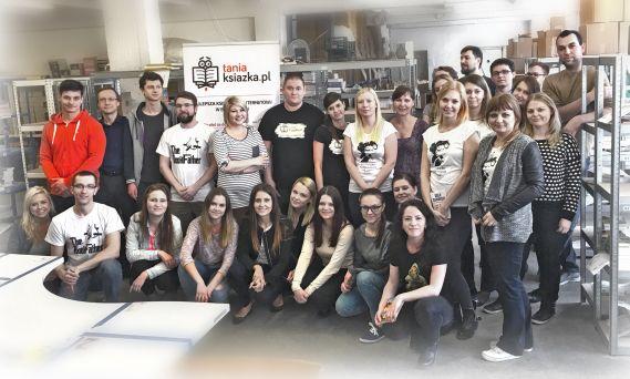 10. urodziny TaniaKsiazka.pl - świętowanie zakończone!