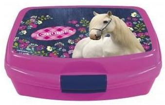 Śniadaniówka Konie