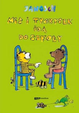 Miś i Tygrysek idą do szkoły