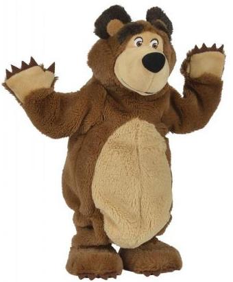 Masza Tańczący Niedźwiedź