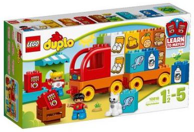 Moja pierwsza ciężarówka - Lego Duplo