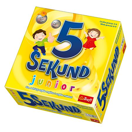 Gra 5 sekund Junior