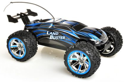 Monster Truck Off-Road Land Buster