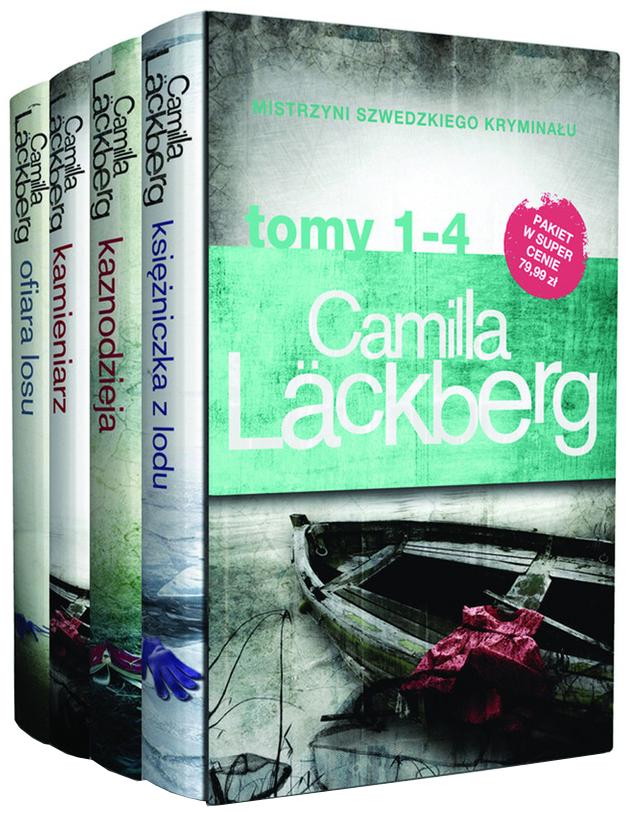 Saga kryminalna - Camilla Lackberg