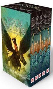 Percy Jackson i Bogowie Olimpijscy. Tomy 1-5