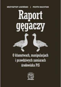 Raport gęgaczy - zobacz na TaniaKsiazka.pl