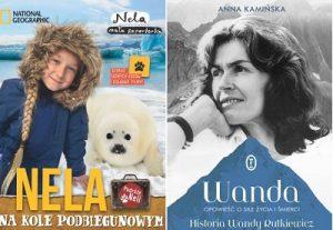 Najpopularniejsze książki czerwca 2017 - miejsca 7 i 8