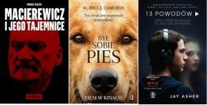 Najpopularniejsze książki czerwca 2017 - najlepsza trójka