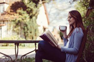 czytanie latem
