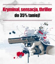 Premiera 5 tomu z serii Millennium i rabat na kryminały, thrillery, sensacje do 35% Zobacz koniecznie >>