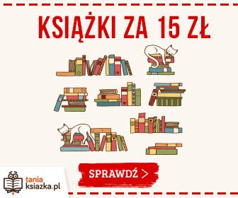 książki za 15 zł