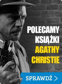 Agatha Christie - wielka promocja z okazji rocznicy urodzin! Sprawdź >>