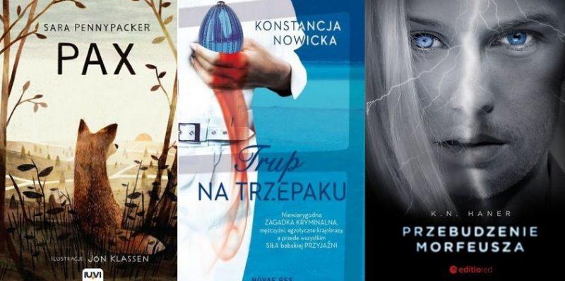 Recenzje miesiąca - sprawdź na TaniaKsiazka.pl!