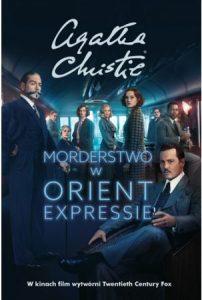 Nowe wydanie Morderstwa w Orient Expressie - kup na TaniaKsiazka.pl