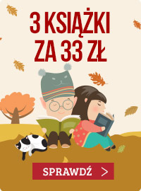 3 książki za 33 - sprawdź na TaniaKsiazka.pl!