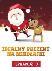 Mikołajki - idealny prezent na Mikołajki!