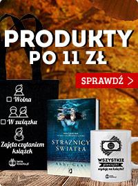 Produkty po 11 zł - zobacz na TaniaKsiazka.pl!