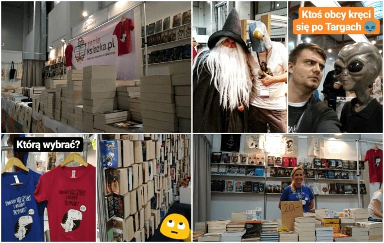 Międzynarodowe Targi Książki w Krakowie 2017! Sprawdź fotorelację >>