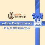 TanioKsiążkowy e-Bon Podarunkowy! Sprawdź >>