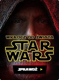 Gwiezdne Wojny - kosmiczna promocja na produkty Star Wars! Sprawdź >>