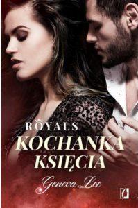 Tom I erotycznej serii Royals. Kochanka księcia - kup na TaniaKsiazka.pl