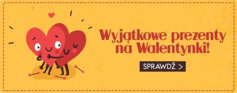 Prezent na Walentynki 2018 – promocja dla zakochanych! Sprawdź >>