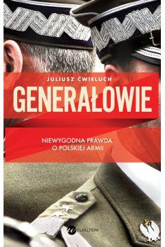 Prezenty na Dzień Babci i Dziadka 2017 - Generałowie Niewygodna prawda o polskiej armii >>