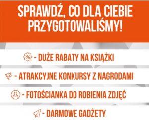 7. Międzynarodowe Targi Książki w Białymstoku – widzimy się na miejscu! Sprawdź >>