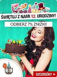 12 urodziny Taniej Książki!