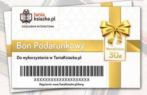 Mamo, mamo cóż Ci dam...? Książkę Ci dam! Kup Mamie bon podarunkowy na www.taniaksiazka.pl