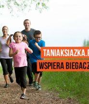 Tania Książka wspiera biegaczy!