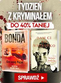 Tydzień z Kryminałem w TaniaKsiążka.pl