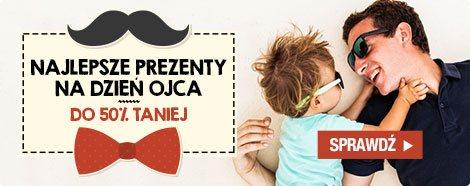 Najlepsze prezenty na Dzień Ojca w TaniaKsiążka.pl