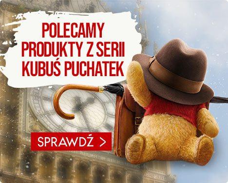 Premiera filmu Krzysiu, gdzie jesteś? Seria Kubuś Puchatek w TaniaKsiazka.pl >>