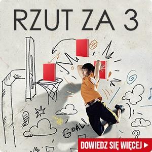 Rzut za 3! Książki -50% w TaniaKsiazka.pl >>