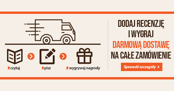 Konkurs na recenzje miesiąca w TaniaKsiazka.pl >>