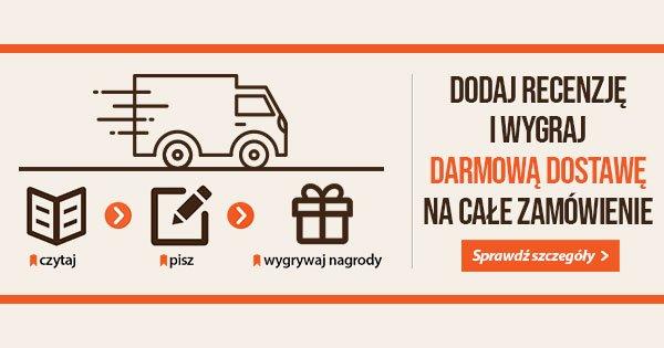 Nagrody za recenzję sierpnia przyznane w TaniaKsiazka.pl