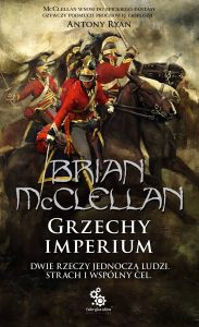 Nowa seria od Briana McClellana. Grzechy Imperium - kup na TaniaKsiazka.pl