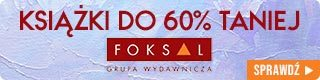 Książki GW Foksal do 60% taniej w TaniaKsiążka.pl >>