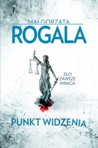 Nowa książka Małgorzaty Rogali Punkt widzenia - kup na TaniaKsiazka.pl