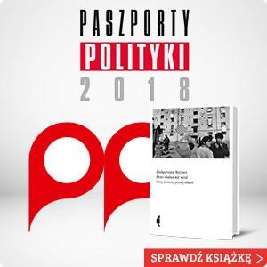 Małgorzata Rejmer z Paszportem Polityki 2018. Błoto słodsze niż miód znajdziesz w TaniaKsiazka.pl