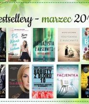 Bestsellery marca 2019 w TaniaKsiazka.pl